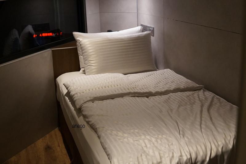 relax 5 ベッド