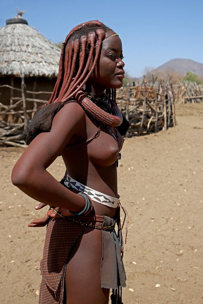 Women namibia nude Himba people