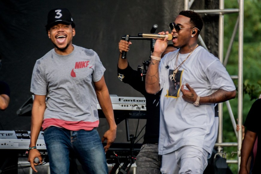 Chance the Rapper & Jeremih | Pitchfork Music Festival ...