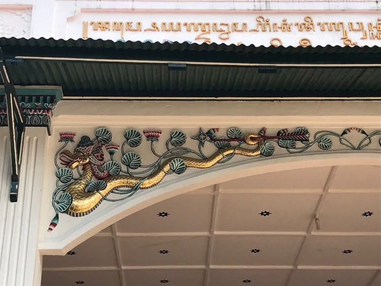 Kraton Detail