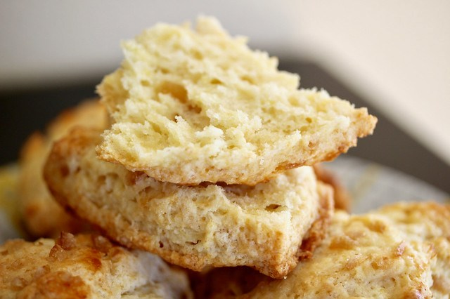 Sour Lemon Scones - 25