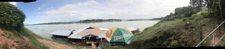 Dining on the Mekong