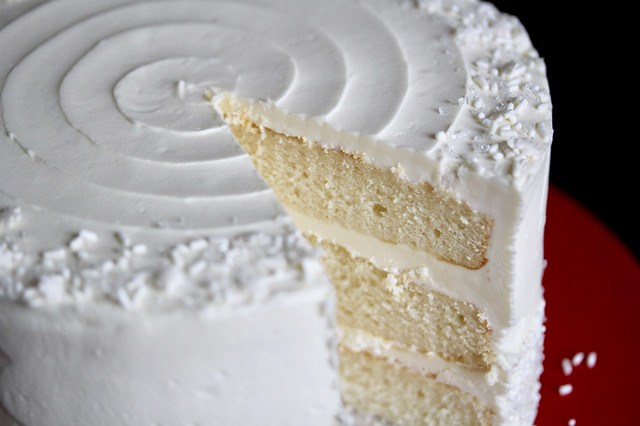 Whiteout Cake - 58