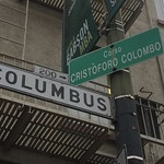 Columbus Avenue = Corso Colombo