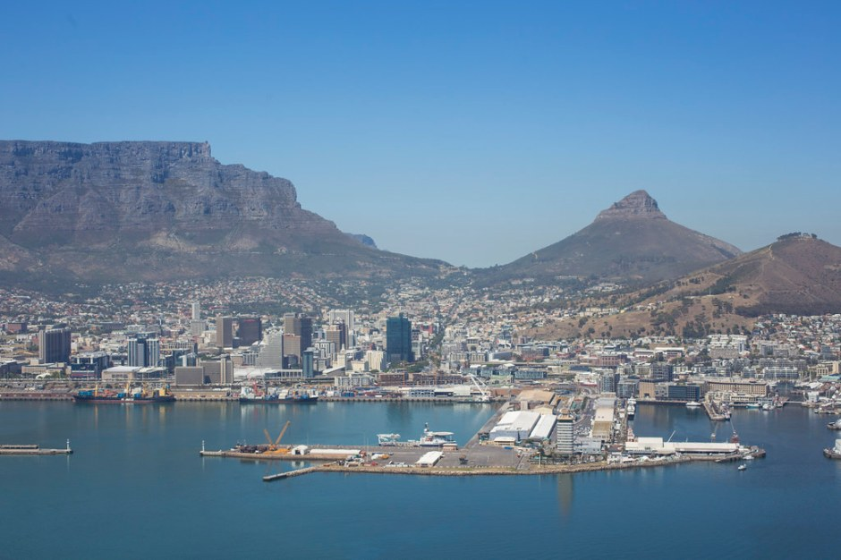 Image result for cape town table mountain
