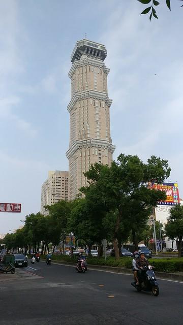 Chang-Gu Tower, Kaohsiung