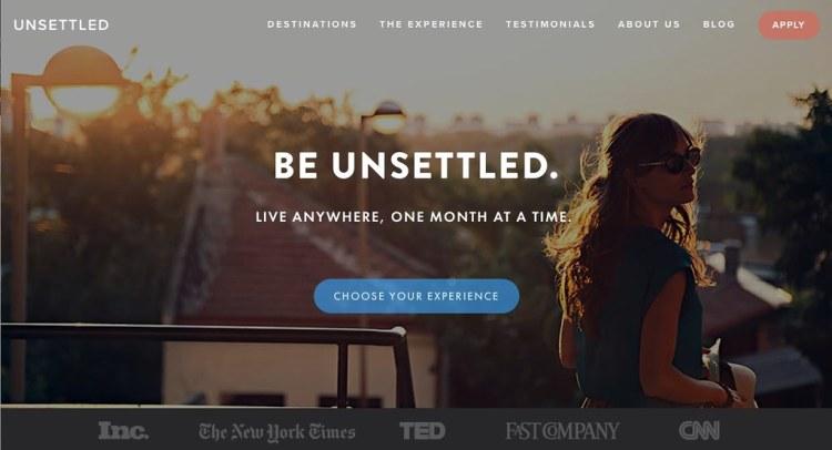 Unsettled.com