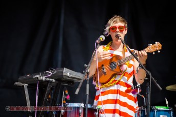 Tune-yards @ Pemberton Music Festival - July 17th 2015