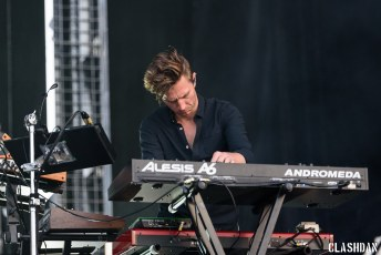 Nick Murphy @ Shaky Knees Music Festival, Atlanta GA 2017