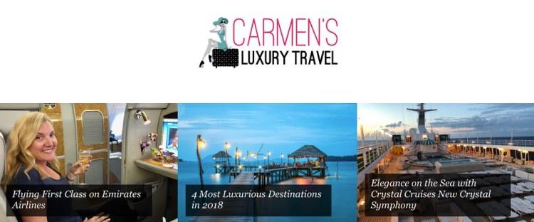 Carmen's Luxury Travel