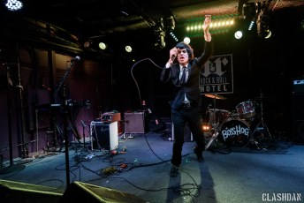 Escape-ism @ Rock & Roll Hotel in Washington DC on April 7th 2017