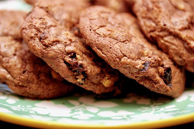 Black Forest Chocolate Cookies - 25