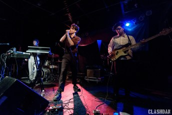 Nation of Language @ Cat's Cradle in Carrboro NC on January 15th 2018