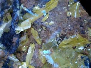 Mineral: Wulfenita