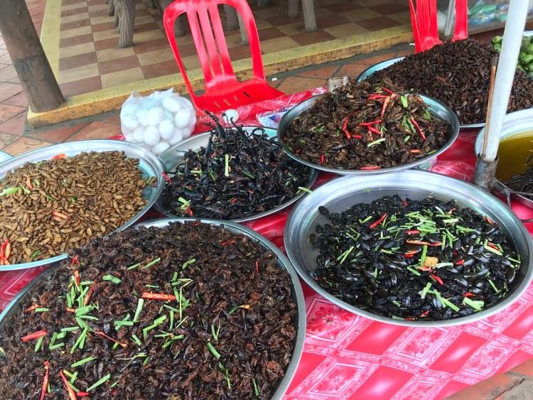 Skuon (Spider Village), Cambodia