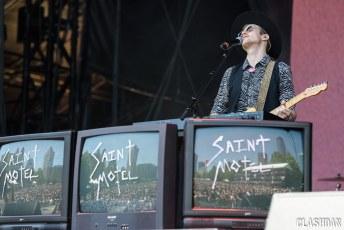 Saint Motel @ Shaky Knees Music Festival, Atlanta GA 2017