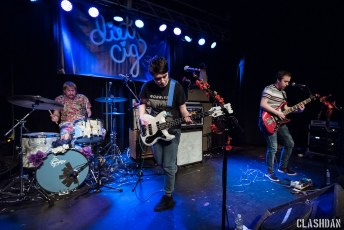 The Spook School @ Cats Cradle Back Room in Carrboro NC on February 27th 2018