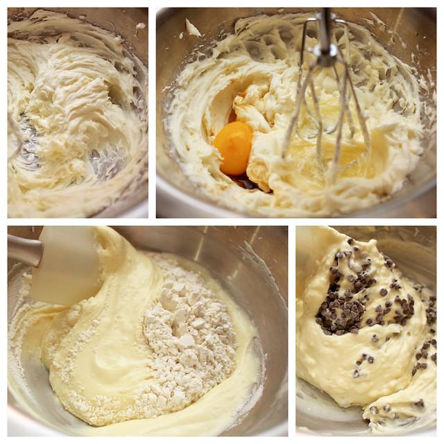Choc Chip Cheesecake Banana Bread - 25