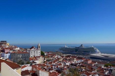 Lisbonne sea