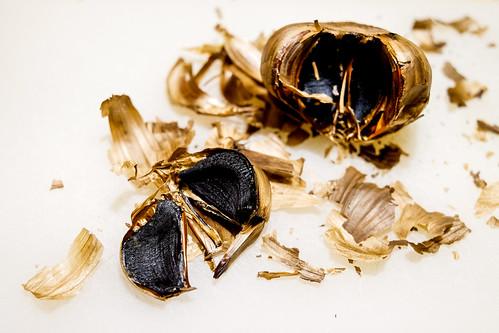 Manfaat Bawang Hitam atau Black Garlic