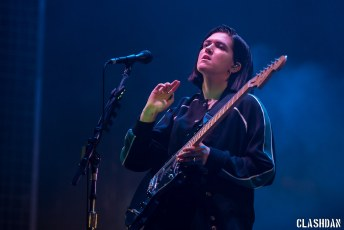 The XX @ Shaky Knees Music Festival, Atlanta GA 2017