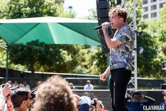 Arkells @ Shaky Knees Music Festival, Atlanta GA 2017