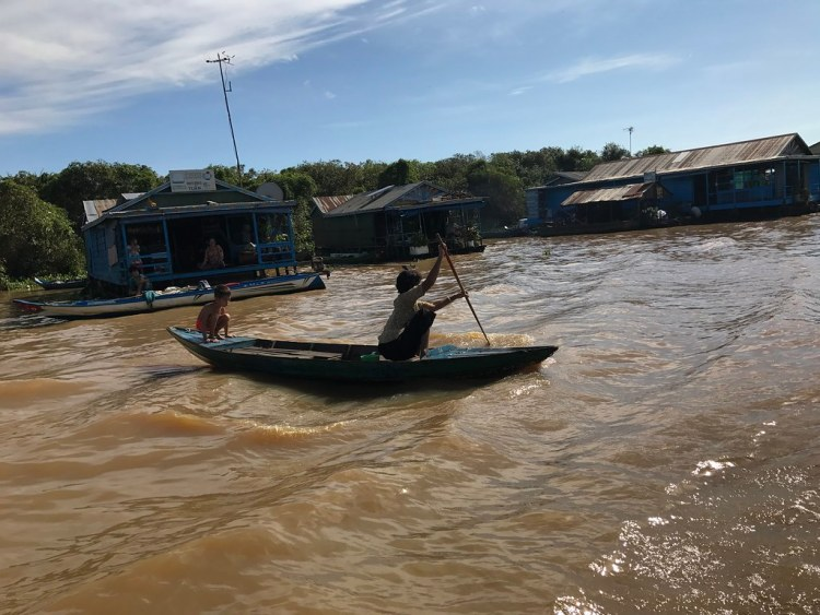 Tonle Sap Floating Village
