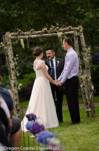 Hydrangea Ranch Oregon Coast Wedding Venue