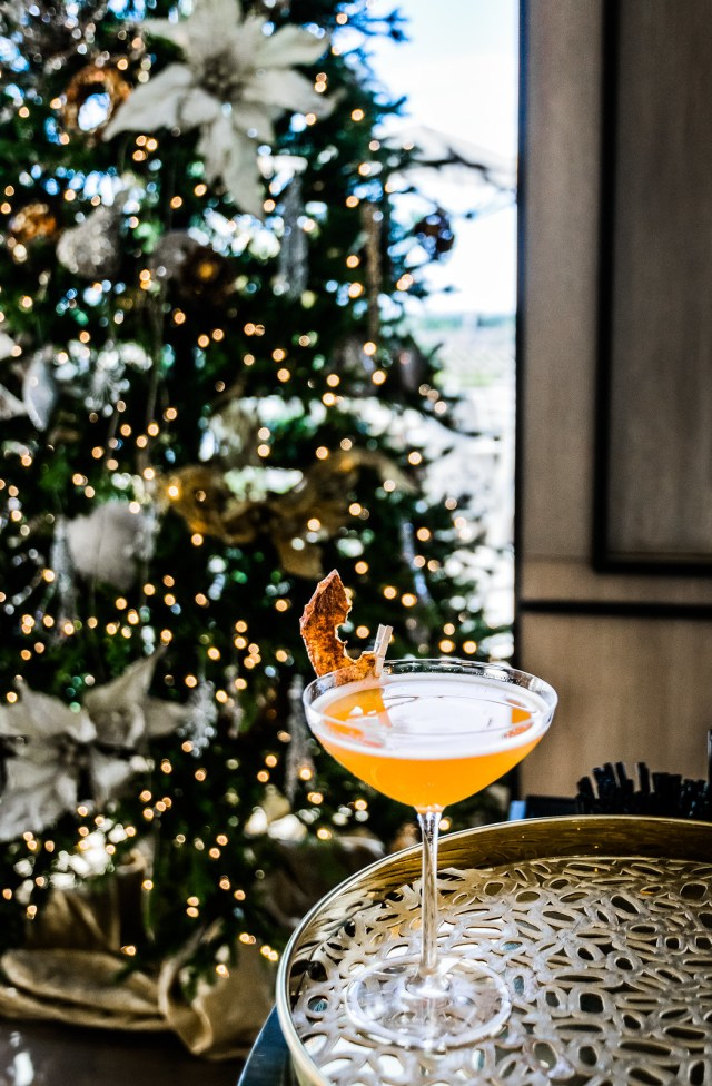 cheers to the holidays!