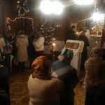 2018 01 07 Eucharist at the Liturgy. Nativity