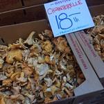Delicious mushrooms!