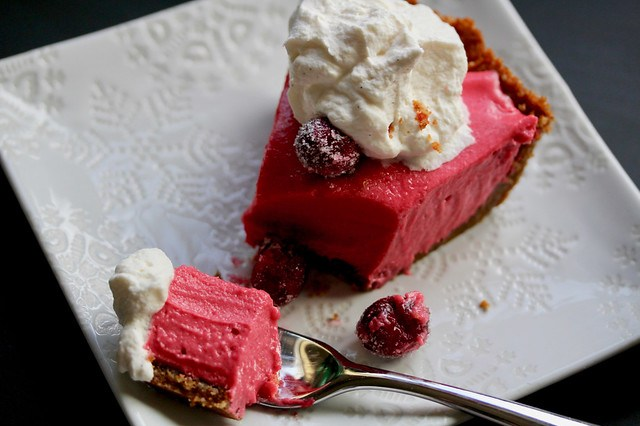 Cranberry-Lime Pie - 53