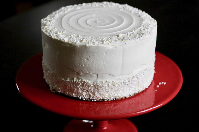 Whiteout Cake - 39