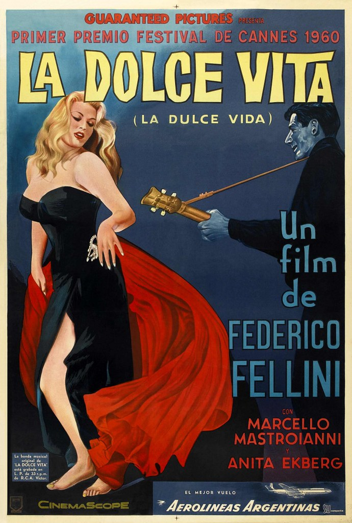 La Dolce Vita | Watch: La Dolce Vita | Flicks: Foreign Cinema | Flickr