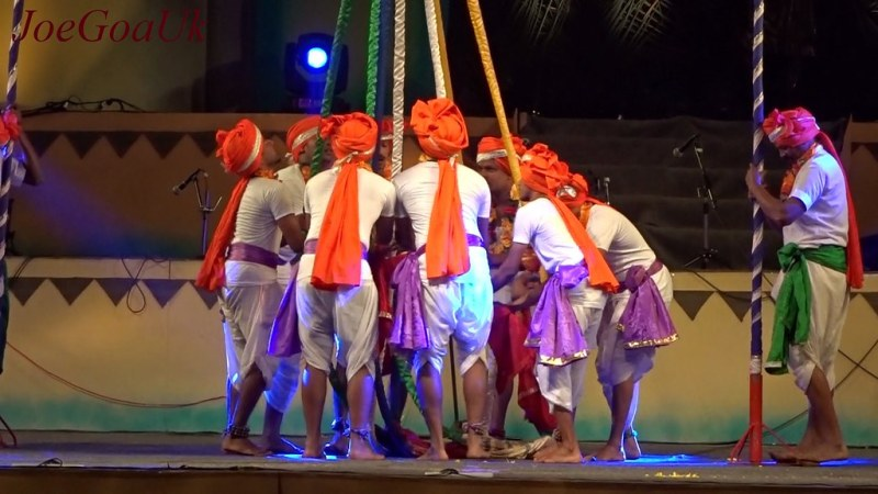 Goff dance, Goa | Goan Folk Dance, Rope Dance Rope braiding … | Flickr