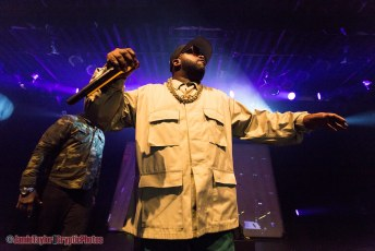 Big Boi + The Cool Kids + DEF3 @ The Commodore Ballroom - January 9th 2018