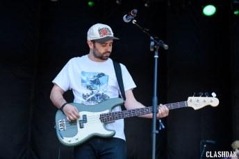 Cloud Nothings @ Shaky Knees Music Festival, Atlanta GA 2017