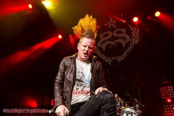 Stone Sour @ Abbotsford Centre - January 27th 2018