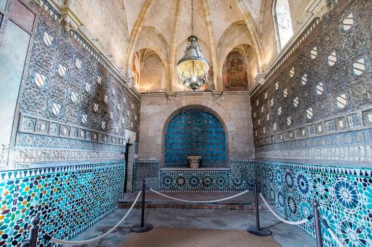 Capilla mudéjar de la Iglesia de San Bartolomé, Córdoba | Flickr