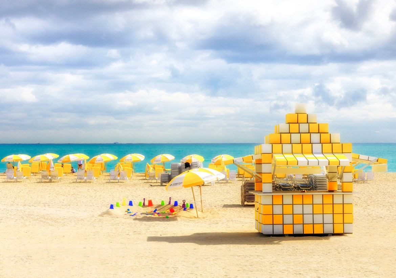 Miami Beach - Yellow