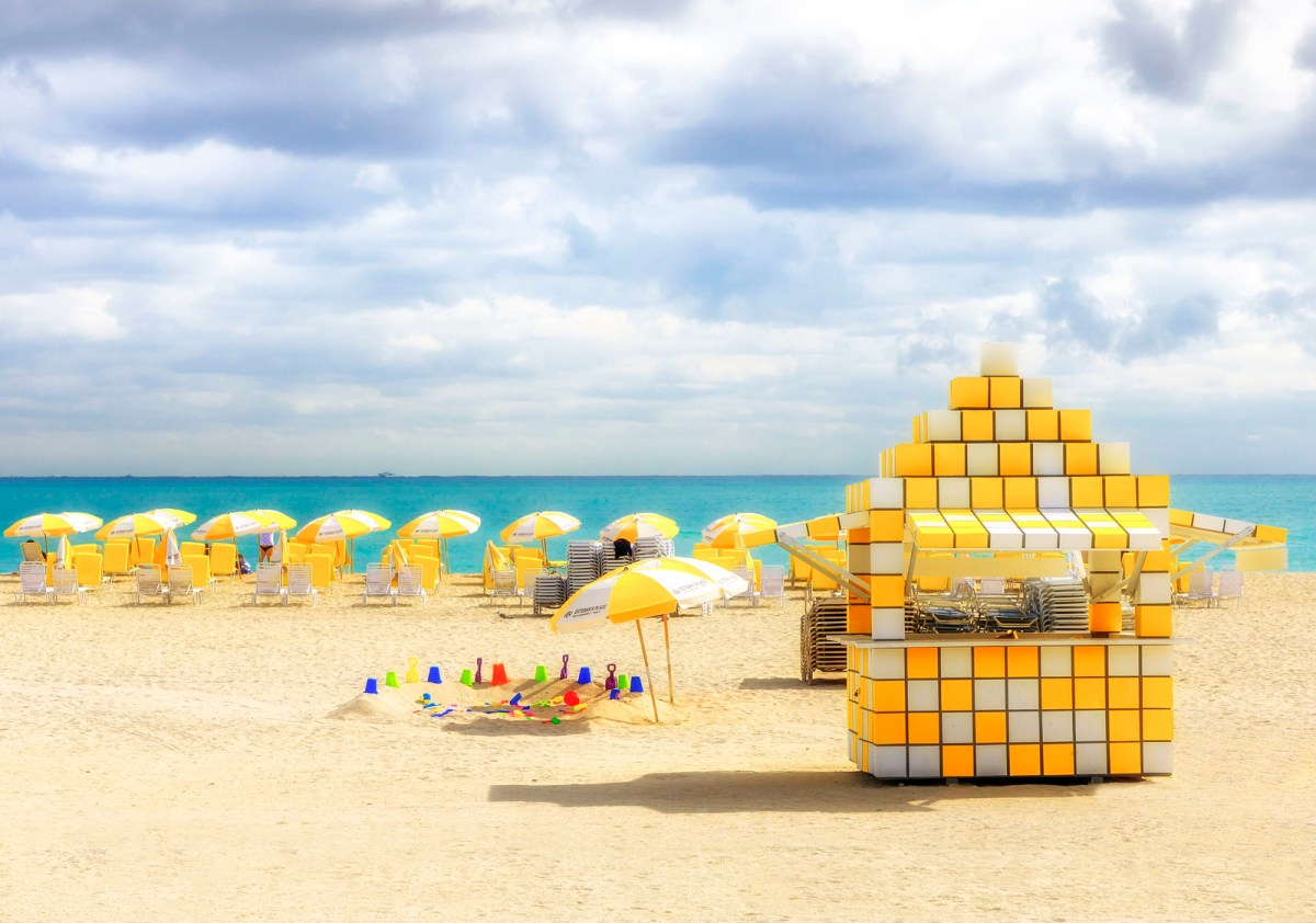 Miami Beach - Yellow