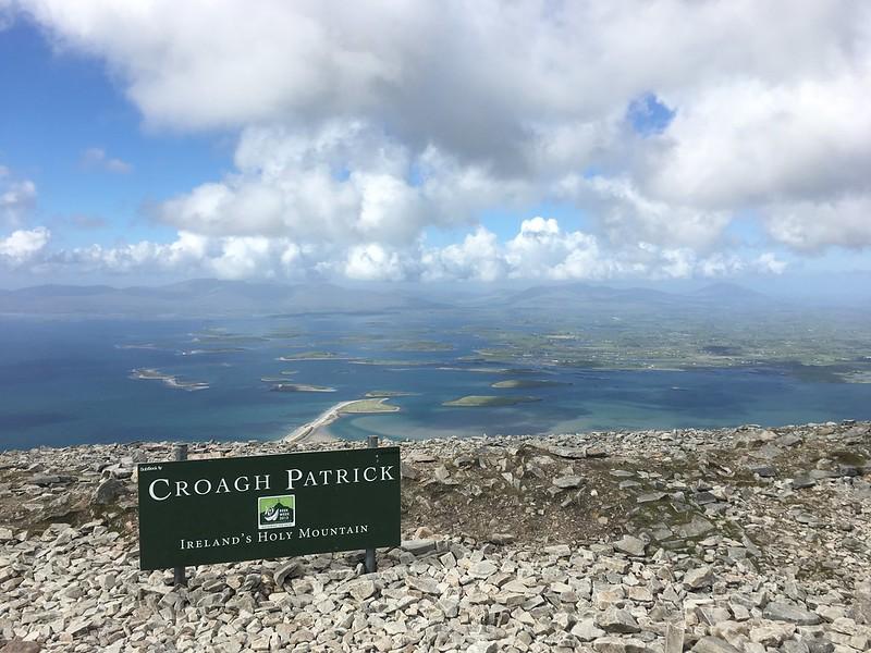 Croagh Patrick, Mayo