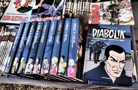711 | Cappucccetto Rosso, Dylan Dog e Diabolik, un bel accos… | Flickr