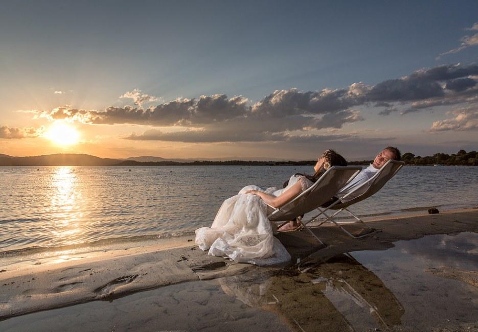 Сватбен албум - Милена и Атанас