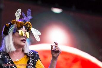 Debbie Harry of Blondie at iHeartRadio Beach Ball