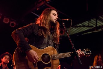 Brent Cobb @ Cats Cradle in Carrboro NC on February 26th 2017