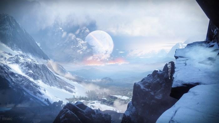 Destiny 2 / Off the Cliff
