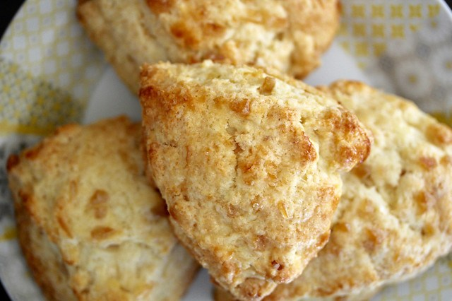 Sour Lemon Scones - 22