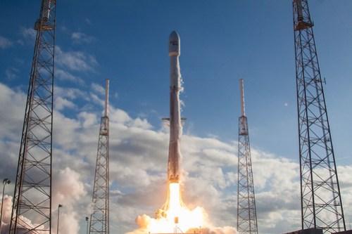 GovSat-1 Mission