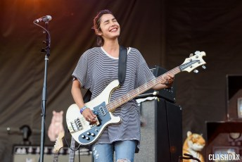 Warpaint @ Shaky Knees Music Festival, Atlanta GA 2017